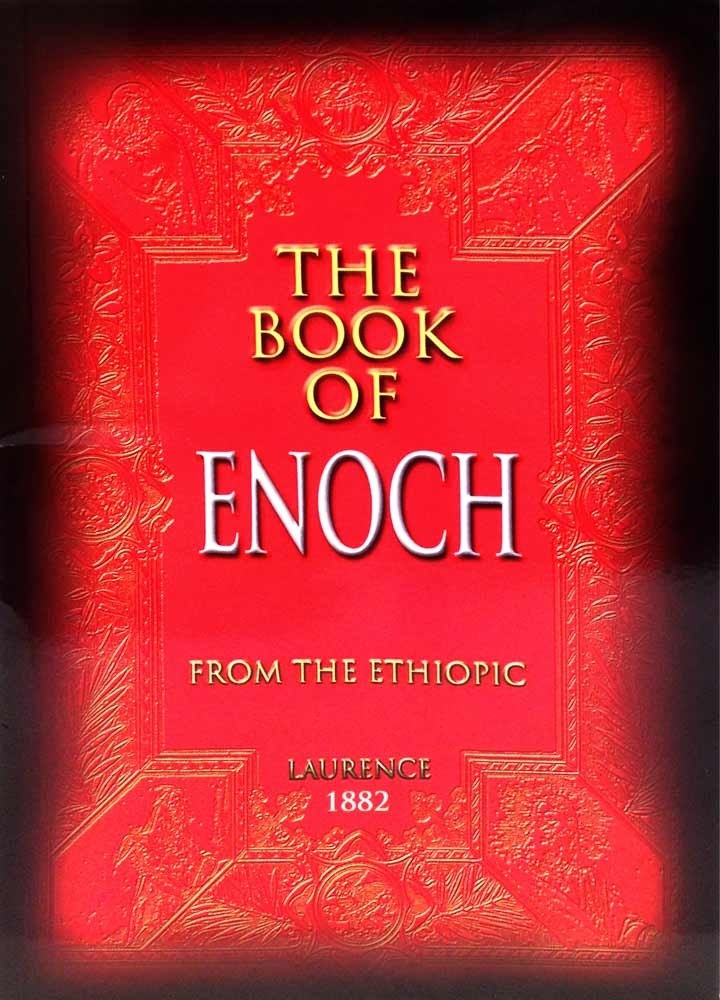 The Book Of Enoch (Enoch l Richard Laurence Translation New Revised Biblical Format ...Available on Kindle