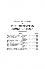 The Lost Books of the Bible  and the Forgotten Books of Eden [2019 New Edition]