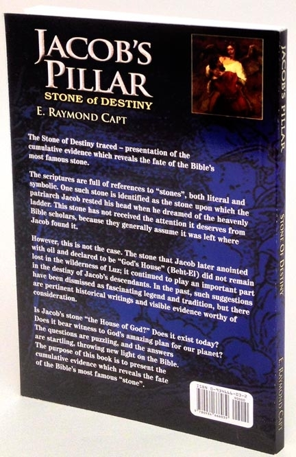 "Jacob's Pillar [Capt]... The Bible's most famous ""Stone"". [Westminster Abbey - London]...now available on Kindle"