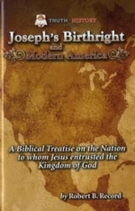 Joseph's Birthright and Modern America
