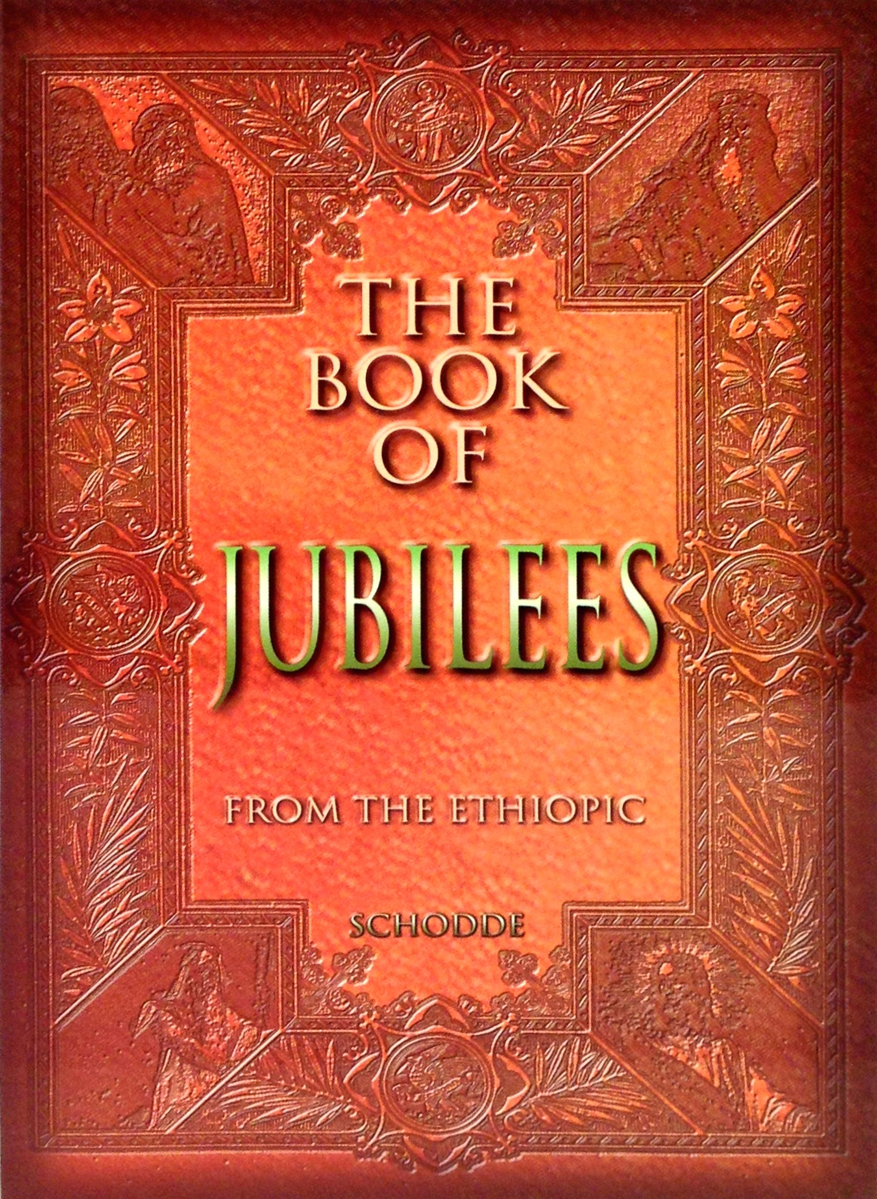 The Book Of Jubilees Schodde Little Genesis Bargain Basement Seconds