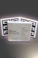 Biblical Antiquities - IV E. Raymond Capt 12 cassette Album