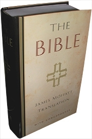 The Bible Moffatt Translation