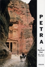 "PETRA  ""A rose-red city half as old as time"""