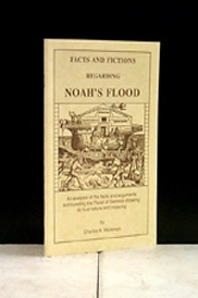 Facts And Fictions Regarding Noah's flood