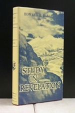 Study In Revelation... Howard B. Rand