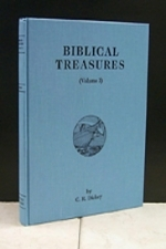 Biblical Treasures, Volume 1