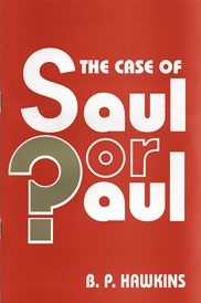 The Case Of Saul Or Paul