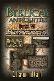 Biblical Antiquities VI  (Book) - Now Available on Kindle***