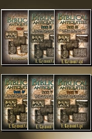 "Biblical Antiquities ""ALL SIX BOOK SERIES\"" - [ E. Raymond Capt]"
