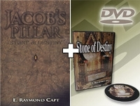 Jacobs Pillar (Book) and Stone of Destiny (DVD)