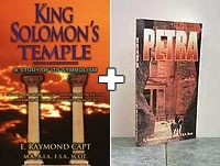 King Solomons Temple  and Petra