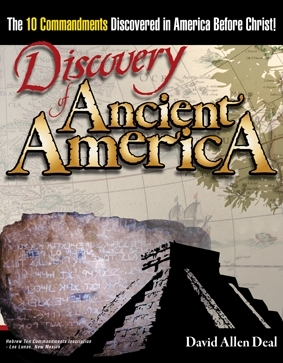 "Discovery of Ancient America... Was ""Hidden Mountain\"" in New Mexico once a Hebrew settlement?"