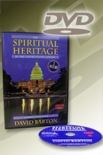 The Spiritual Heritage Tour Of the United States Capitol (DVD)  [Barton]