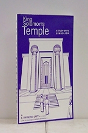 King Solomon's Temple  [Bargain Basement]...old cover design<br>...may have scuff or other problems...all info is there.