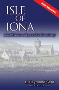 Isle of Iona: [Capt] A Scottish Island so small - yet  so rich in Christian history!
