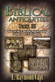Biblical Antiquities III (Book)***Now Available on Kindle