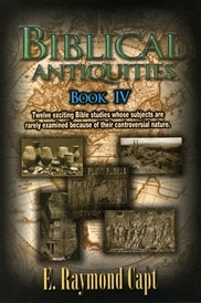Biblical Antiquities IV (Book) Now Available on Kindle***