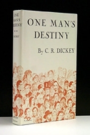 One Man's Destiny The story behind the story...of America!