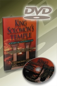 King Solomon's Temple (DVD)* [Capt]... A Study of Its Symbolism