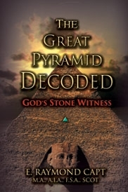 The Great Pyramid Decoded [Capt]...God's Stone Witness!...Available on Kindle