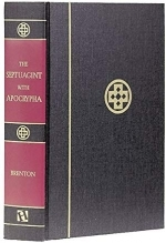 The Septuagint with Apocrypha - Brenton