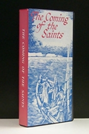 The Coming Of The Saints (VHS - VIDEO) (Also available on PAL (VHS) for Europe]
