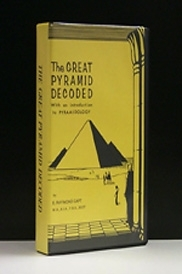 "The Great Pyramid Decoded [VHS - VIDEO] ...(Also Available On ""PAL (VHS)"" or  DVD standard)"
