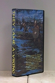 They Came A-Viking ( VHS -VIDEO)