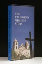 The California Mission Story   [VHS - VIDEO]...also available on PAL (VHS)