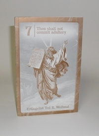 No. 7 - Thou shalt  not commit adultery
